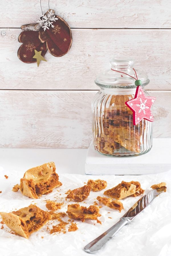 Honeycomb | Oggi Pane E Salami, Domani..., December 2013 [Original recipe in Italian]