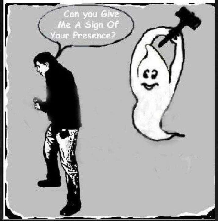 Ghost Hunting - Lol