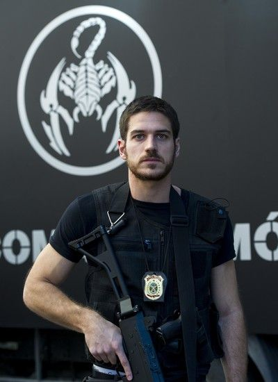 """""""Fiz visitas à Cidade da Polícia e ao BOPE"""", diz Marco Pigossi sobre papel em…"""