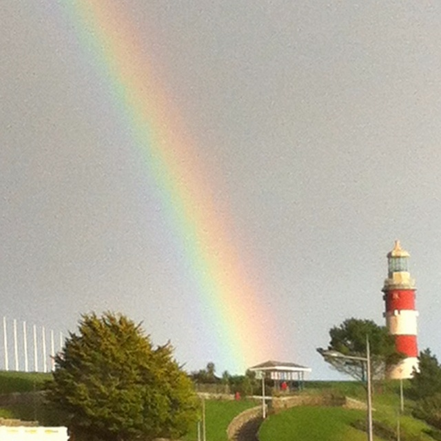 Rainbow: Edgcumb Guest, House Plymouth, Towers Lighthouses, Smeaton Towers, Devon England, Plymouth History, Guest House, Plymouth Hoe, Plymouth Devon