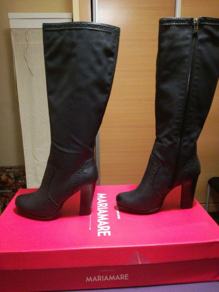 20,00€ · Botas nuevas sin estrenar. · Botas de tacon aproximadamente de 10 cm con plataforma. · Moda y complementos > Zapatos > Zapatos de mujer > Botas de mujer