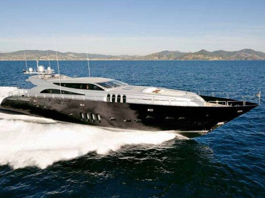 Veloce 34 Super Yacht - Seatech Marine Products / Daily Watermakers