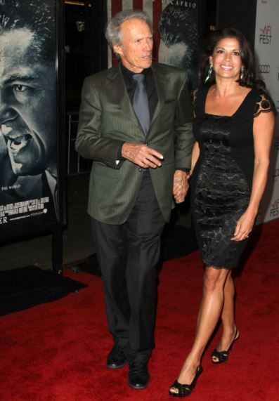 Clint Eastwood's Wife Dina Enters Rehab: Details