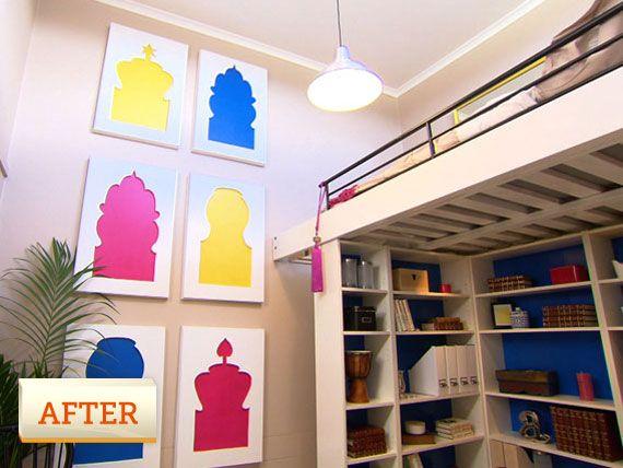 Ep 20 spare room design challenge gallery   The Living Room Australia
