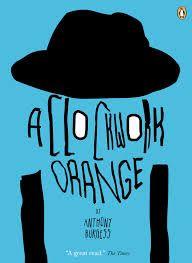 Image result for the clockwork orange book cover