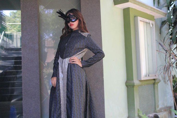 Queen warrior wardrobe by Zensy Famous,,talent Pevita Mua Ashrina Meilani dan Devi Defilant