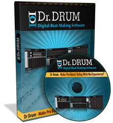 Dr. Drum - Digital Beat Making Software.  People this is a great software just awsome!!!!!!!!!!!!!!!