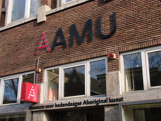 Aboriginal Art Museum of Utrecht: Europe's only contemporary aboriginal art museum