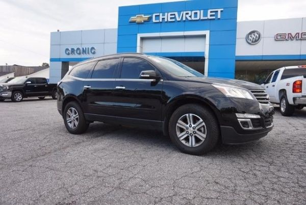 Used 2016 Chevrolet Traverse for Sale in GRIFFIN, GA – TrueCar
