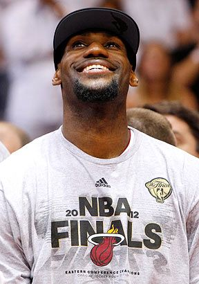 Lebron James <3