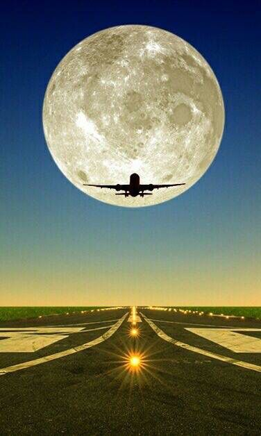 Fly me to the moon....