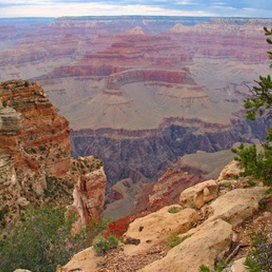 grand canyon on memorial day weekend