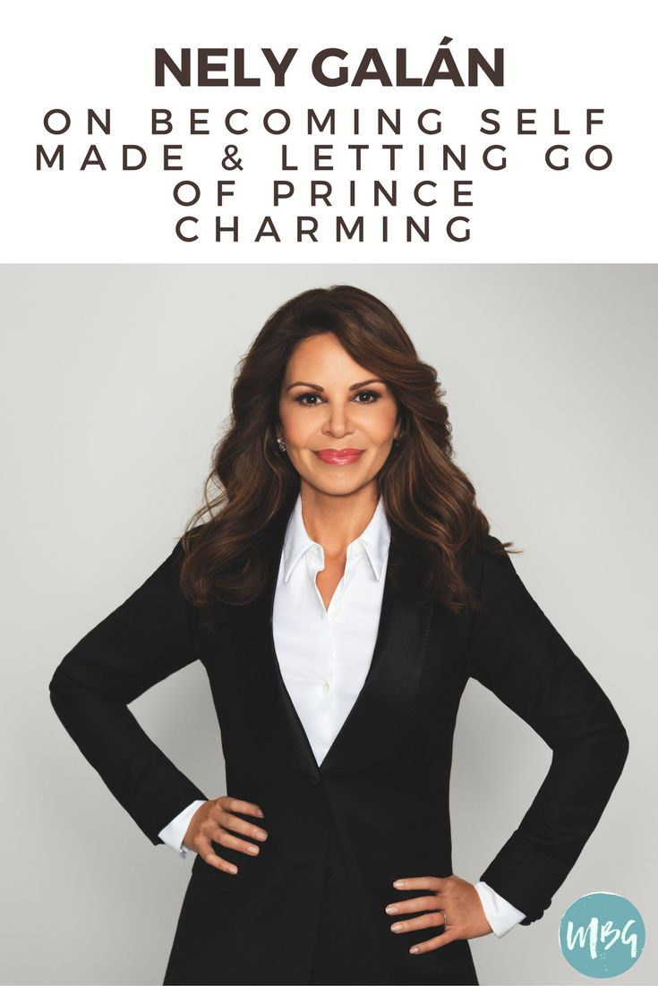 #LatinaBoss and former Telemundo President gives Modern Brown Girl readers some amazing advice. Plus, we're giving away 2 FREE copies of her New York Times bestseller SELF MADE, details at the end of the article.  #ModernBrownGirl #Latina #GirlBoss #NelyGalan #AdelanteMovement #SelfMade