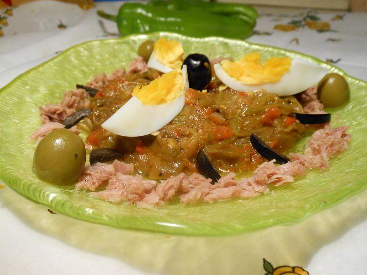 cucina Salata msciuiya سلاطة مشوية (insalata grigliata) 29 agosto 2014 By Michela 0 104