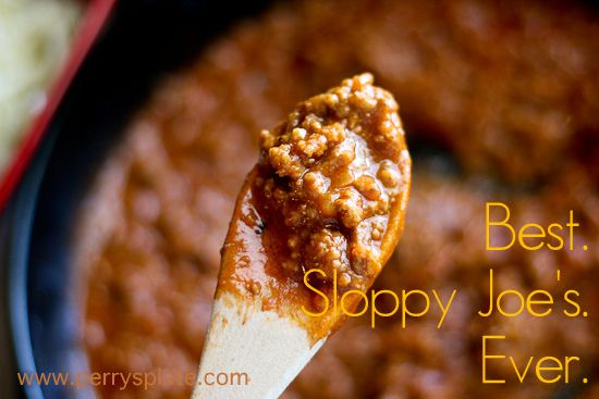 Best. Sloppy Joe's. Ever. -- Paleo Sloppy Joes. These were delicious! VERY zesty. If I wanted to tone it down, I'd use a little less mustard and salt, but my toddler happily cleaned her plate, so I think they worked out!