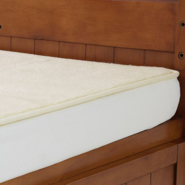 Take A Look At Our Wool Cot Bed Mattress Enhancer 70 X Baby Bedding From Woolroom In Range Of Natural Products