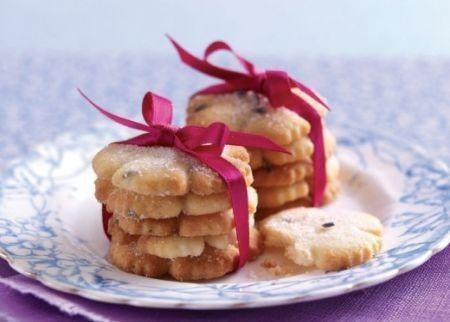 Biscotti alla lavanda, la ricetta sfiziosa