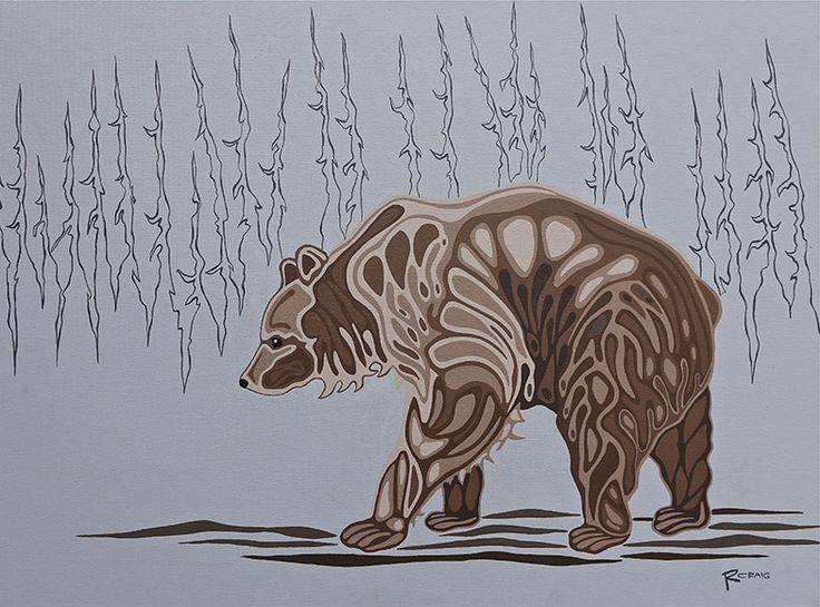 The Subarctic Bear