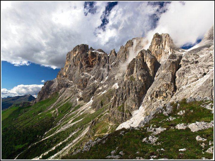 Pala da La Rosetta (Pale di S.Martino)