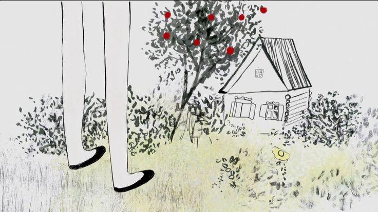 Le retour on Vimeo.Quand on grandit on decouvre que les endroits et les objets qu'on connaissait avant sont beaucoup plus petit que dans notre souvenir