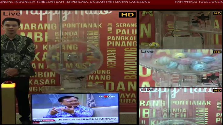 Hasil Live Togel Buntut Undian Kupon HappyNalo Periode 15 September 2016