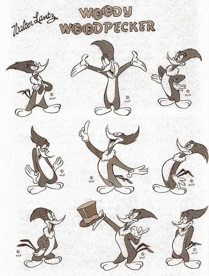 Character Design By 100 Illustrators Pdf : Model sheets dos personagens mais importantes da