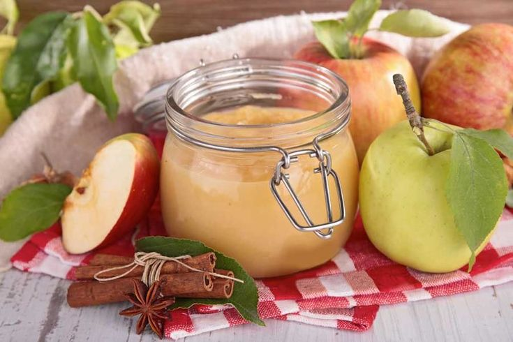 Sockerfritt äppelmos – så enkelt gör du det själv