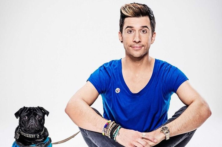 Comedian, Russell Kane, stand up comedian, awards host, comedy