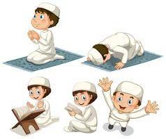 24 Gambar Kartun Muslim Anak Kecil- Musik anak sudah ...
