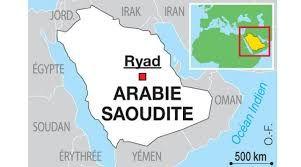 """capitale de l' arabie saoudite""Ryad"