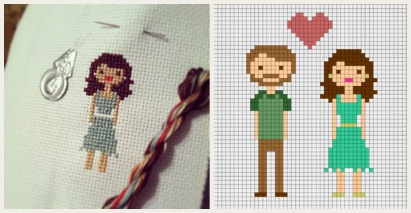 Martha Stewart Cross Stitch Family | cross-stitch_0001