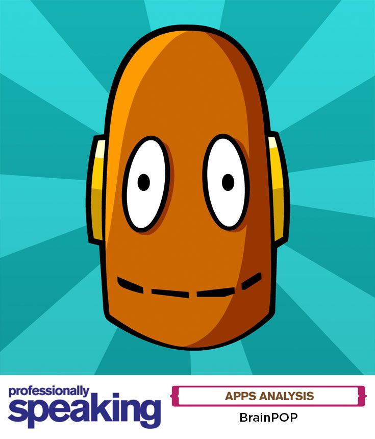 BrainPOP | Looking for Grade three to eight curriculum supplements? Try BrainPOP Featured Movie's animated films! These five-minute shorts cover everything from #currentevents, #historic milestones in #science, the #arts and more. With a different #movie every day and an #interactive #quiz, you can #test your students on topics pre- and post-viewing. The #app has hundreds of free movies, so your class will never tire of the content. #edtech #learningisfun #teachertools #teachingtools…