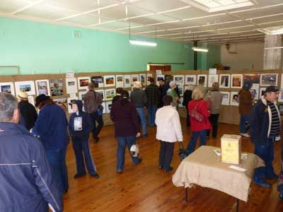 The Grenfell Henry Lawson Festival of Arts Photography Exhibition. Entries close 5pm, 28th May, 2012