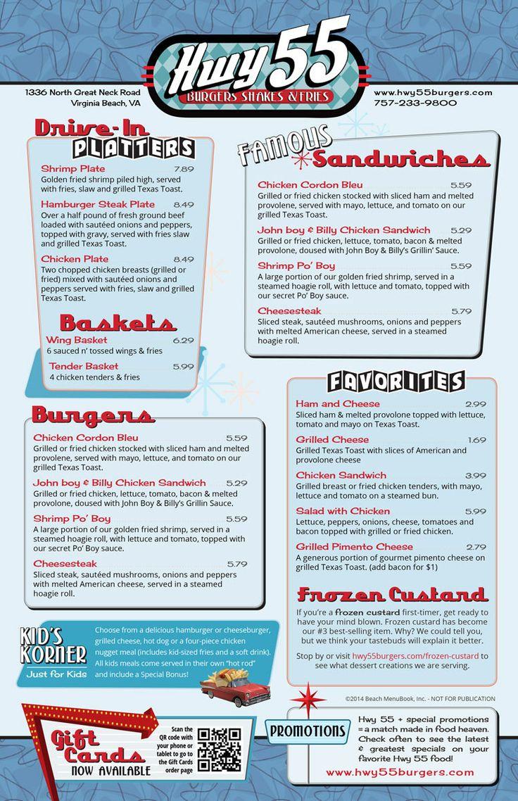 52 best let\'s see the menu images on Pinterest   Menu layout ...