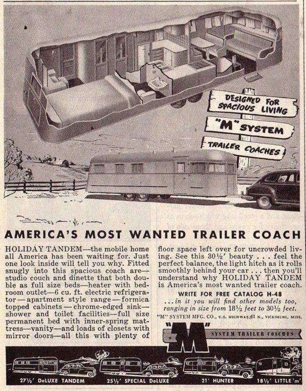 1948 Holiday Trailer | The Vintage Traveler