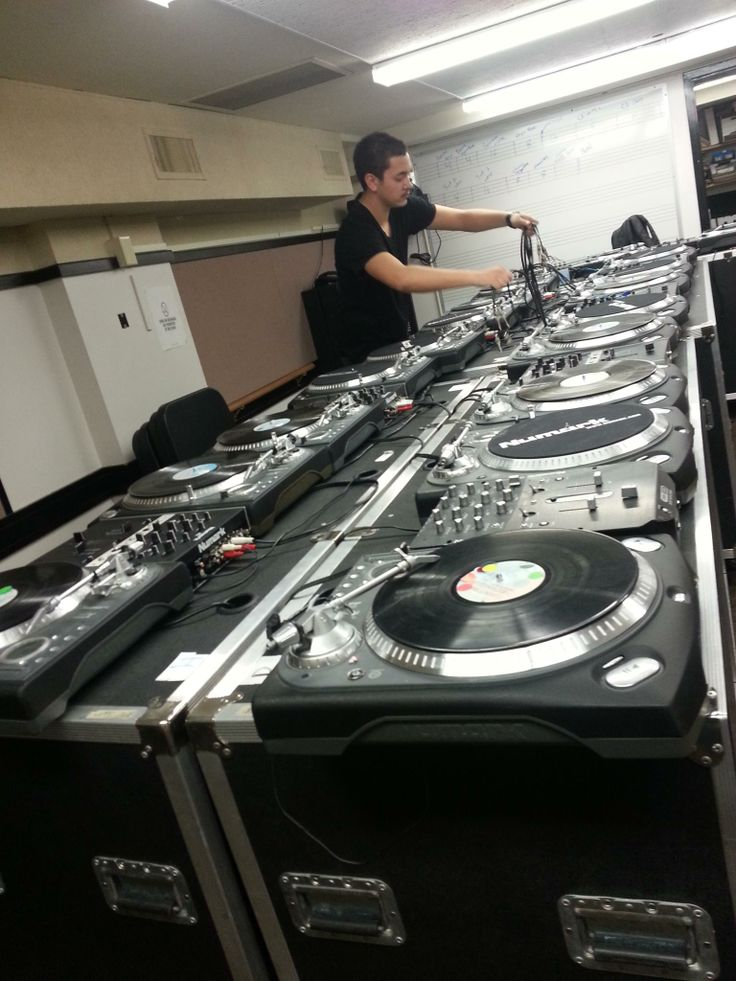 Turntable Lab At Berklee College Of Music Playlist