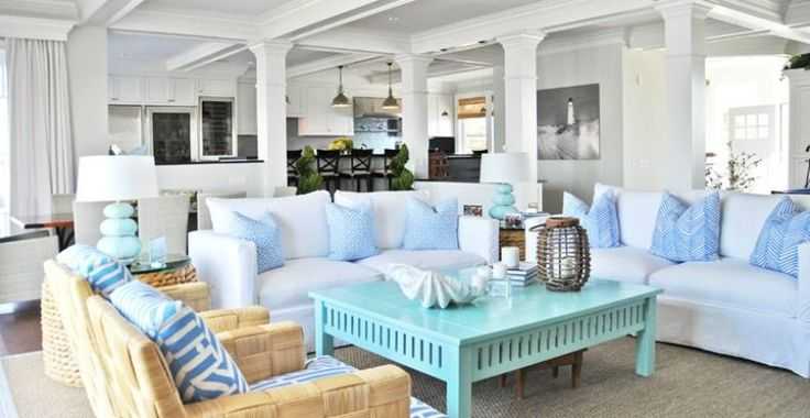 40 Rustic Living Room Ideas To Fashion Your Revamp Around: 40 Best Images About Coastal Cottage On Pinterest
