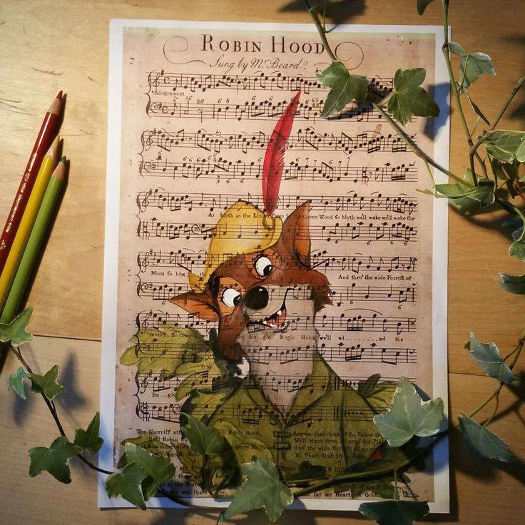1000+ Best Disney Robin Hood Images On Pinterest