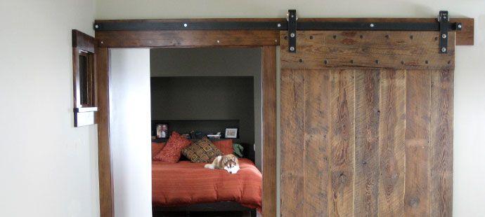 Standard Barn Door Hardware