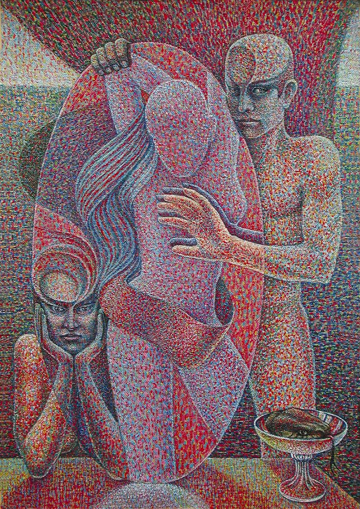 Игра с Зеркалом (Playing with Mirror)Alexander  Nasekin