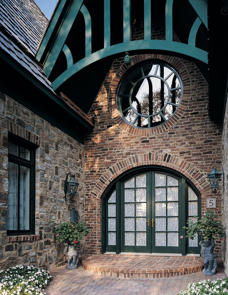 31 best images about porch stone and timber columns on for Marvin windows cape cod