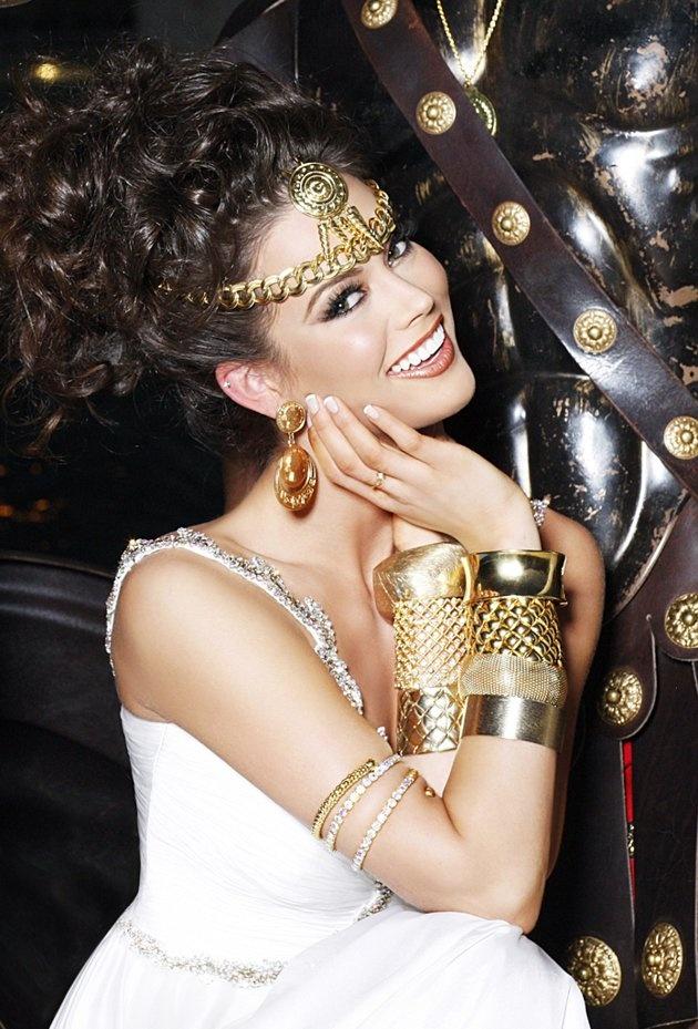 Miss Alaska USA 2012, Jessica Kazmierczak