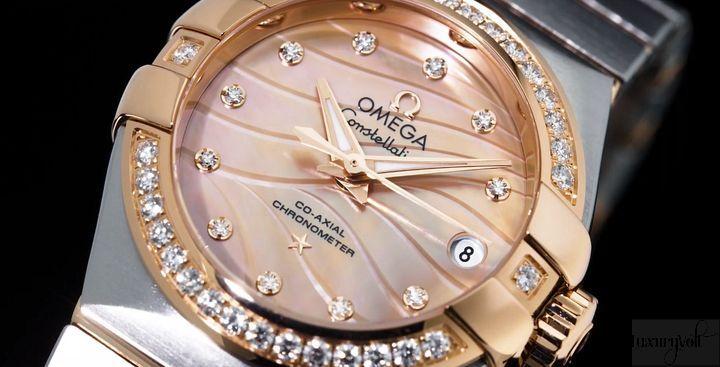 Basel Ladies Watches 2014: Patek Philippe, #Omega, Rolex. http://luxuryvolt.com/2014/03/basel-ladies-watches-2014-patek-philippe-omega-rolex/