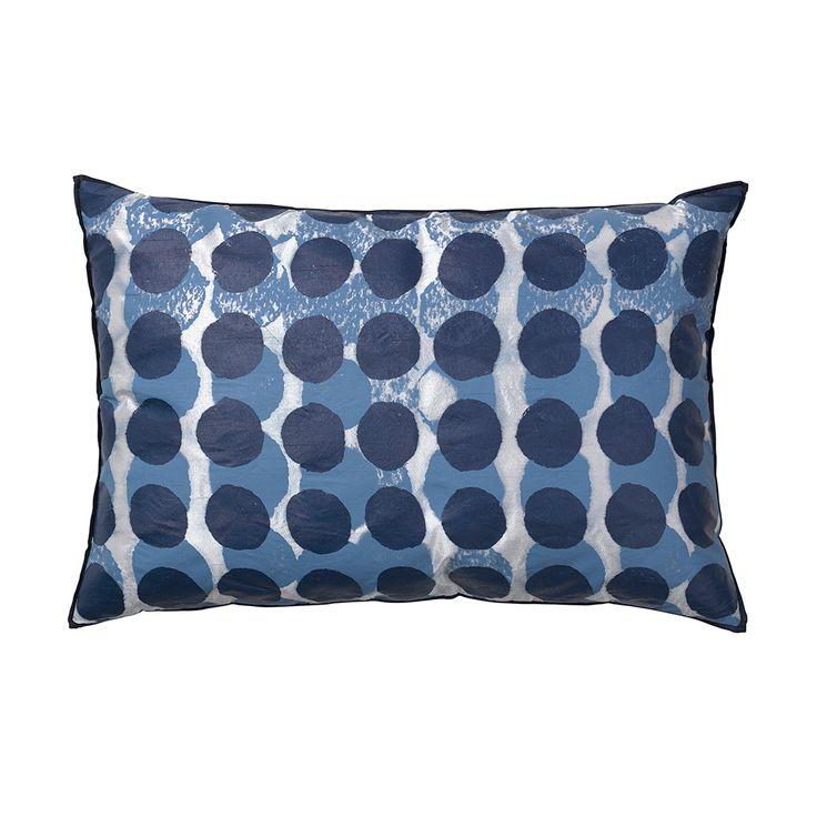 Shadows Cushion Cover 40x60 cm Blue 33