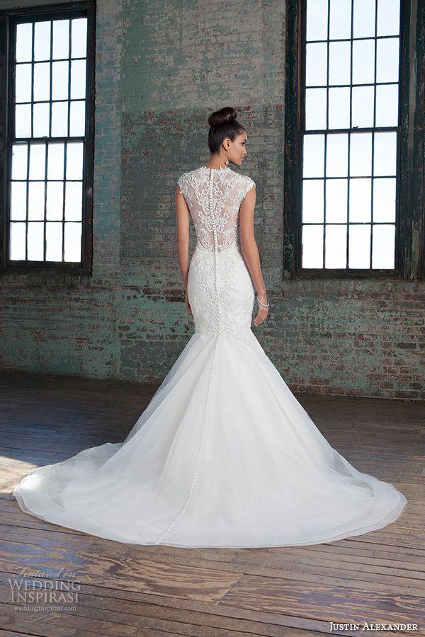 Justin Alexander Signature Spring 2016 Wedding Dresses | Wedding Inspirasi