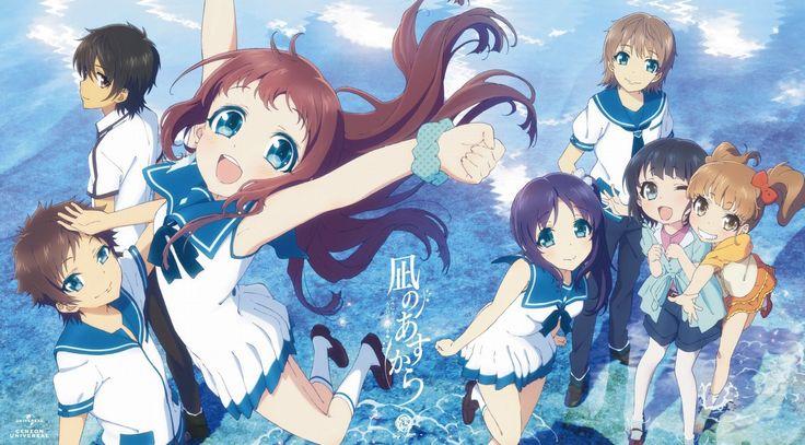 Anime - Nagi No Asukara  Wallpaper
