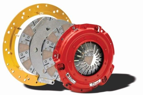McLeod 2013-2014 Ford Shelby GT500 Twin Disc Clutch Kit 1400hp #6431807M: McLeod 2013-2014 Ford Shelby GT500 Twin Disc Clutch Kit 1400hp…