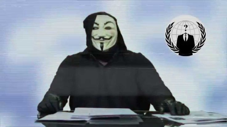 Anonymous: State of The Union Warning to Obama