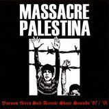 Massacre Palestina [CD]