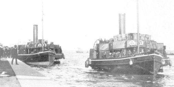 Irish Margaret Rice and 5  Children Died on the Titanic